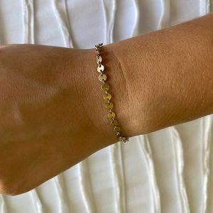 Miranda Frye Gold Bracelet